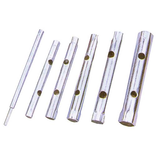 Sada kľúčov Strend Pro WT3008, trúbkové, 10 dielna, 6-22 mm