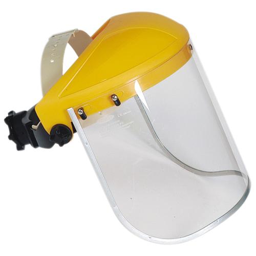 Stit Safetyco B913, ochranný, plexisklo, CE
