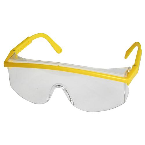 Okuliare Safetyco B014, ochranné, číre