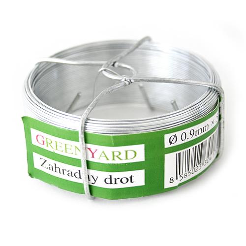 Drot Garden Wire Zn 0,90 mm, L-050 m, SC, cievka