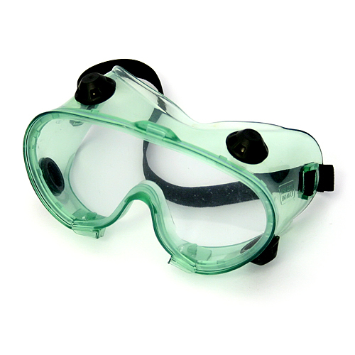 Okuliare Safetyco B403, ochranné, číre, s ventilmi