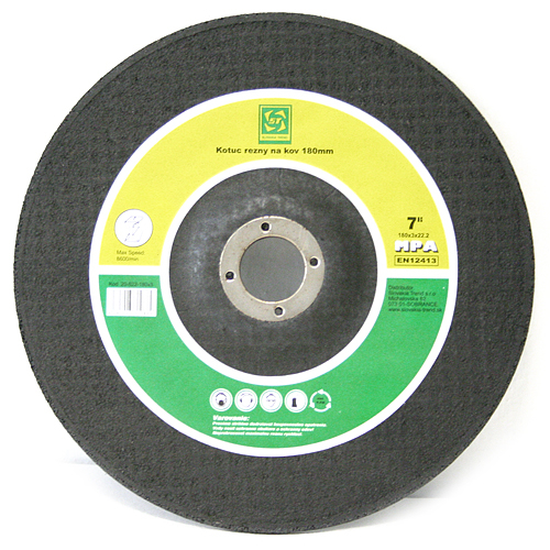 Kotuc 20-522 180x3,0 mm, Metal