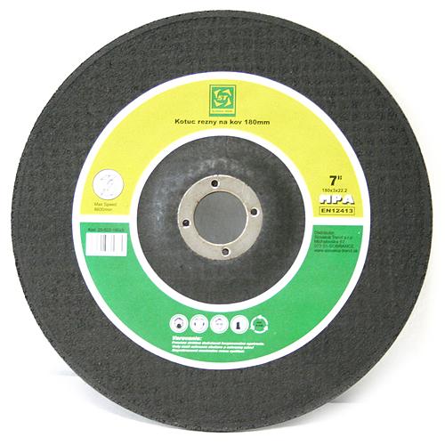 Kotuc 20-522 115x3,0 mm, Metal