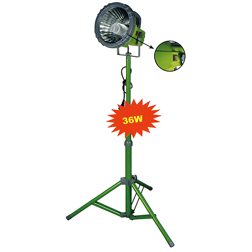 Svetlomet Worklight eSave 0501326, 36W, 230V, L-5 m, 3pod 1.2 m