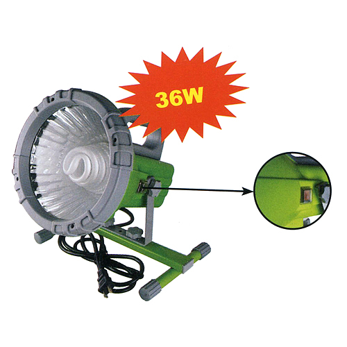 Svetlomet Worklight eSave 0501329, 36W, 230V, L-5 m