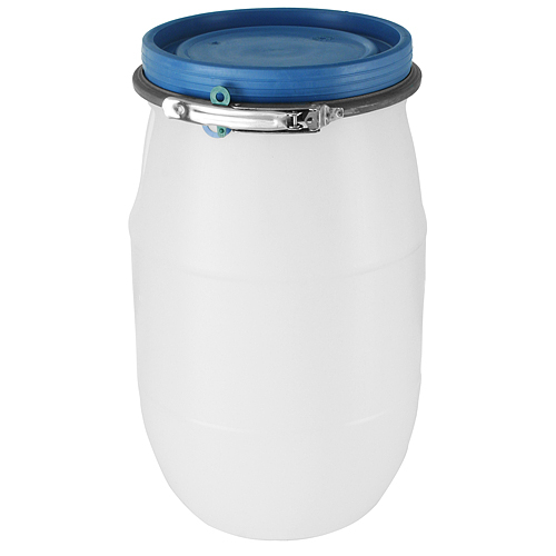 Barel Pannon FK08001, 60 lit, 325 mm, mliečny, na kvasenie, obruč