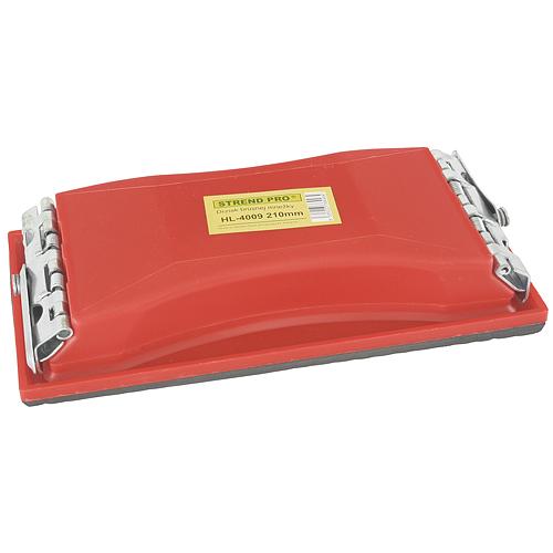 Drziak HL4009, 210x105 mm, brúsnej mriežky