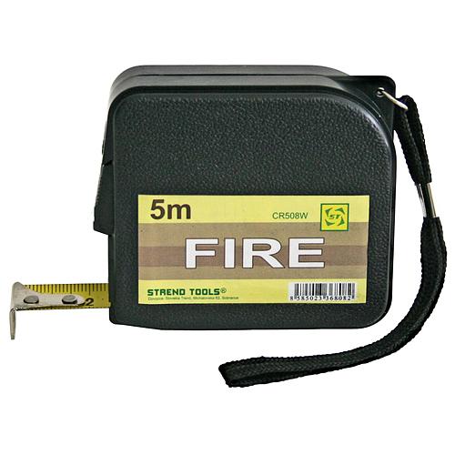 Meter GIANT FIRE CR-08 • 5,0 m • stáčací