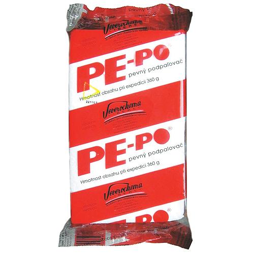 Podpalovac PE-PO®, pevný, 40 podpalov