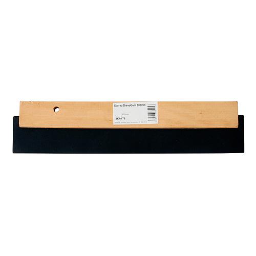 Stierka Standard 546, 300x50 mm, drevo, guma