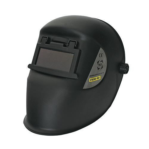 Kukla XG716, zváračská, sklo 11x5 cm