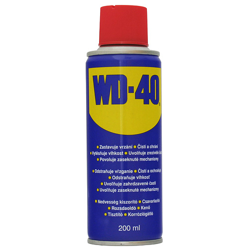 Sprej WD-40® 0200 ml