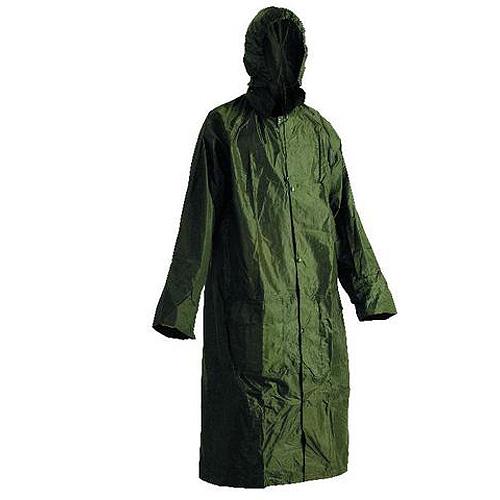 Plast Neptun, PVC, do dažďa, zelený, XL