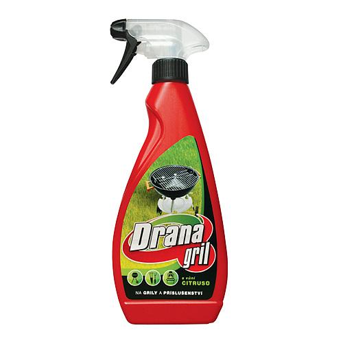 Drana PE-PO® čistič na gril, 500 ml