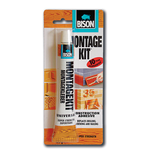 Lepidlo Bison Montage Kit, 125 g
