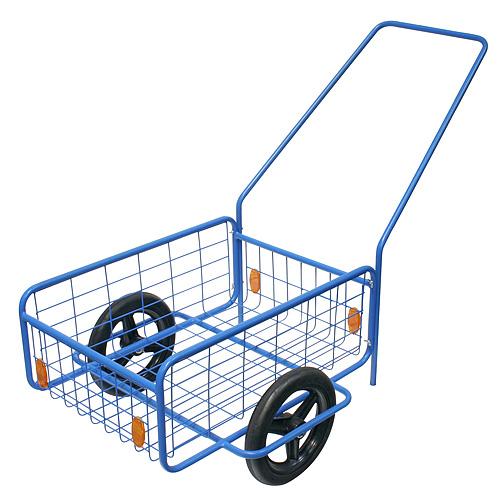 Vozik RDV 6, RAPID 6, koleso 290 mm, plné