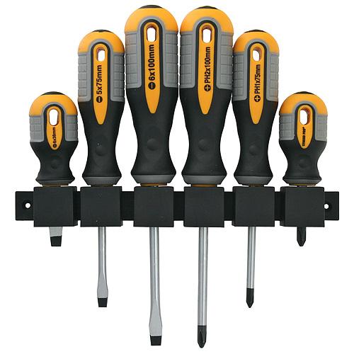 Sada skrutkovačov Strend Pro SDX72-106, 6 dielna