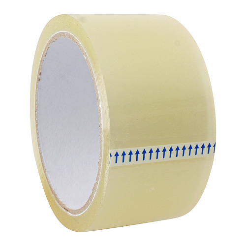 Paska KL-OPP 48 mm, 50 m, PVC, priesvitná