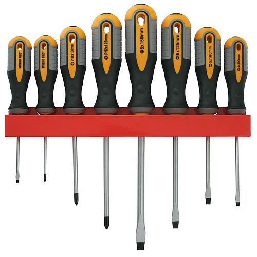 Sada skrutkovačov Strend Pro SDX72-308, 9 dielna