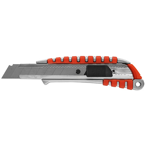 Noz STREND PRO UKX-867-6, 18 mm, odlamovací, Alu Body