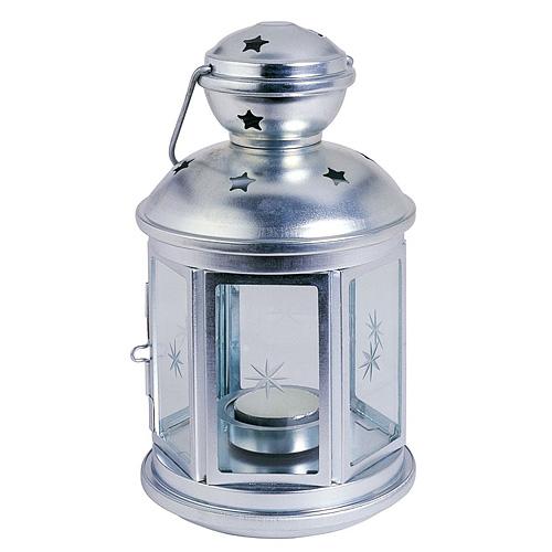 Lampas Nicehome CL0425B, Nightstar, Zn, na sviečku