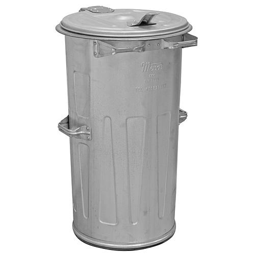 Nadoba na odpad KUKA 110 lit, plechová