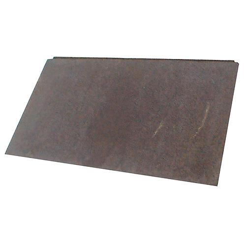 Platna sporakova 630x315 mm,  1 otvor