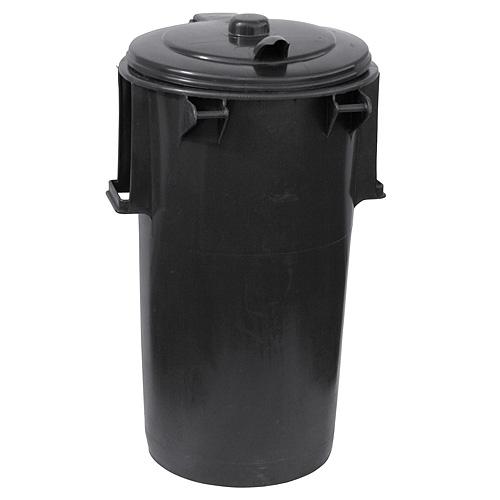 Nadoba ICS P140110, 110 lit, plast, čierna