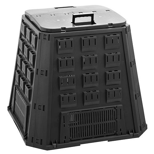 Komposter EVOGREEN, 420 lit, čierny