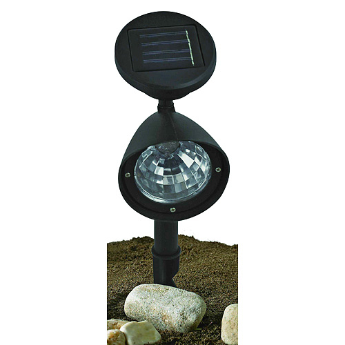 Lampa Solar Merak, 140 mm, 3 Led