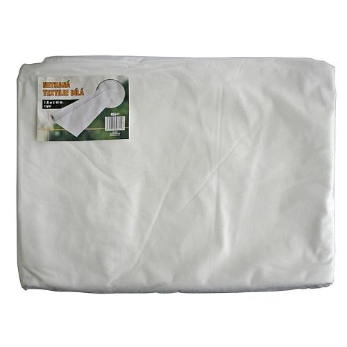 Textilia Garden B1106 1,6x05 m, netkaná, 17 g/m, biela