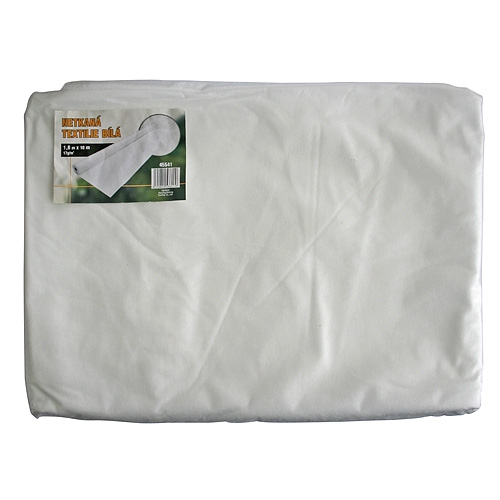 Textilia Garden B1106 1,6x10 m, netkaná, 17 g/m, biela