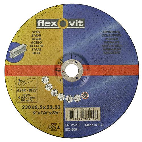 Kotuc flexOvit 20447 115x6,5 A24R-BF42 oceľ