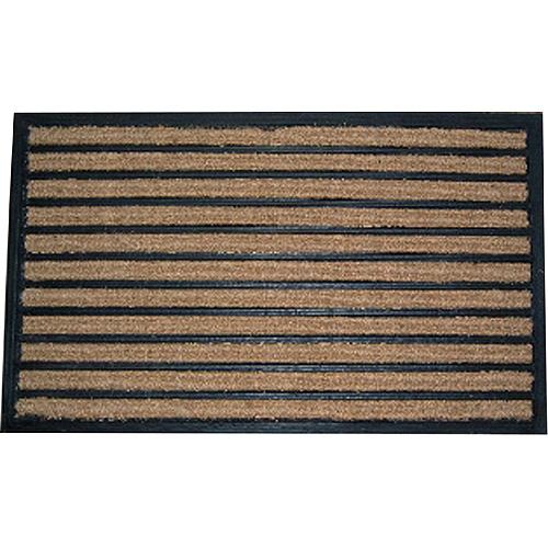 Rohozka MagicHome RBC 129, Lines, 40x60 cm, guma/kokos