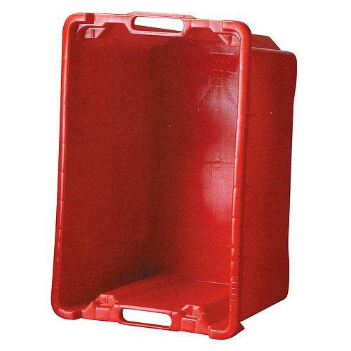 Prepravka ICS M400000 • 40 lit, 56x35x31 cm, červená