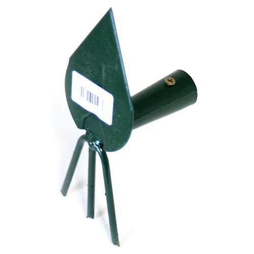 Motycka FED 004, špicatá-trojzub