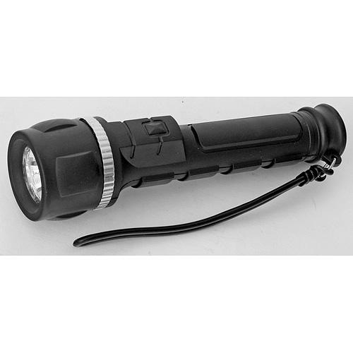 Svietidlo HS-5938 • FlashLight, Bulb, 2xAA
