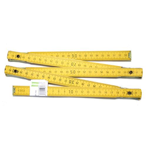 Meter STREND PRO FS18, 2 m, drevený, skladací