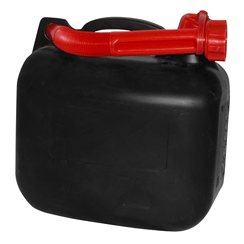 Kanister Sheron 20 lit, na PHM, čierny