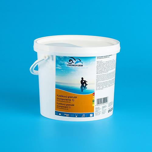Pripravok Chemoform 0591, Kyslíkový granulát - komponent 1, 1 kg