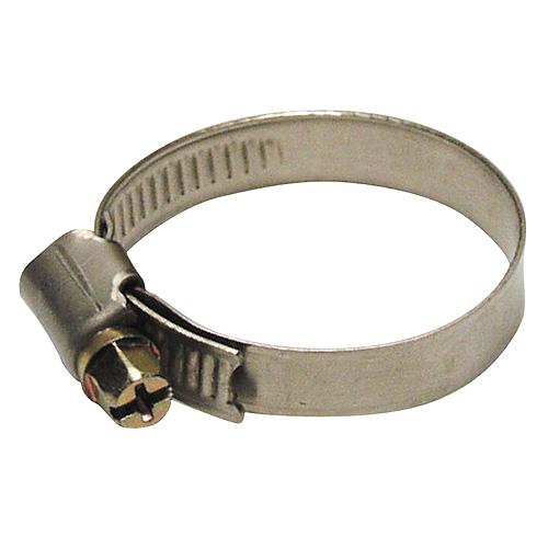 Spona S301 30-045 mm, na hadicu, Inox, nerez