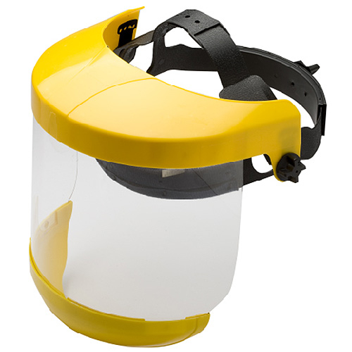 Stit Safetyco B940-AF, ochranný, plexisklo