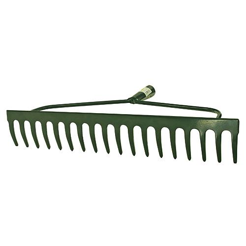 Hrable R101, 18 zubé, záhradné, s násadou 160 cm
