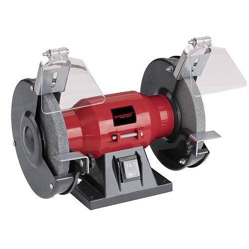 Bruska Worcraft BG12-125, 120W, 125x16x12,7 mm, stolová