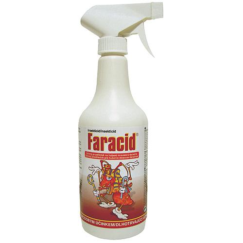 Insekticid Biotoll® Faracid+, na mravce, faraóny, 500 ml