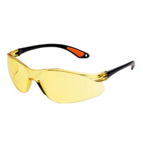 Okuliare Safetyco B515, žlté, ochranné