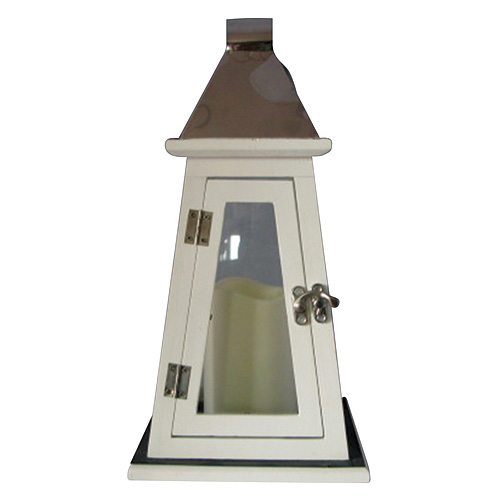Lampas Nicehome WL8823, 17x17x33 cm, LED, 3xAAA, drevo