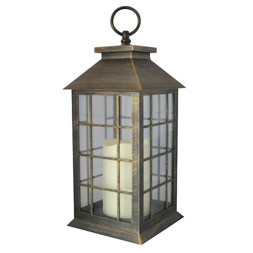 Lampas Nicehome PL2140, 14x14x30 cm, LED, 3xAAA, plast