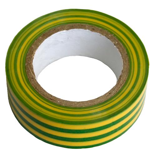 Paska E130GRN, zelená, izolačná, 19 mm, L-10 m, PVC