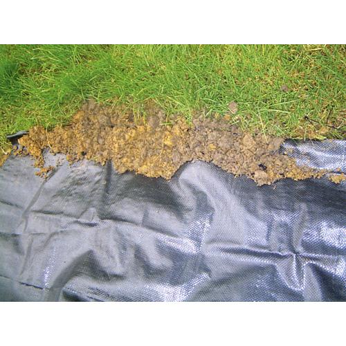 Textilia Garden H1102 1,0x20 m, 100 g/m2, tkaná, čierna